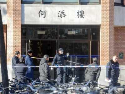 32岁遇难者正用氢气做实验 清华爆炸
