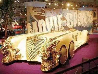 黄金跑车是谁的 最贵的黄金跑车