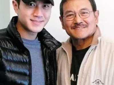 杜淳的父亲 杜淳和父亲长得一模一样