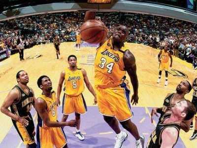 2000总决赛 2000年NBA总决赛G6步行者vs湖人