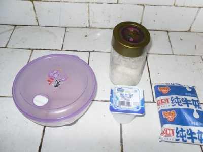 超级惊人简单的酸奶制作内幕——家庭自制老酸奶 老酸奶的做法