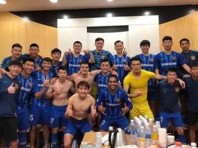 苏宁3连胜8场不败好成绩来太晚 亚冠积分