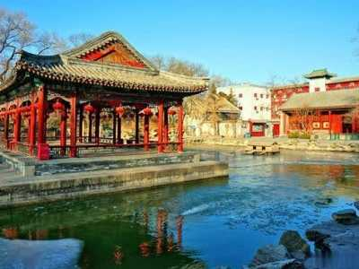 最好玩的6个公园 北京公园