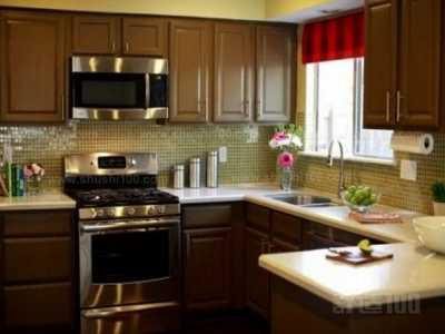 厨房微波炉怎幺放—厨房微波炉放置方法和禁忌 微波炉的摆放位置