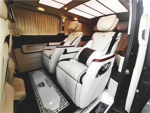 奔驰V260L商务车改装 mpv专用车