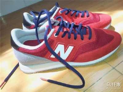 新百伦996的鞋带系法 运动鞋鞋带长度