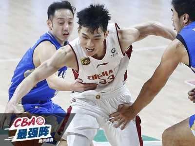 吴前力压郭少入选 cba历史最佳阵容