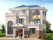 新农村住宅设计10 新农村别墅设计