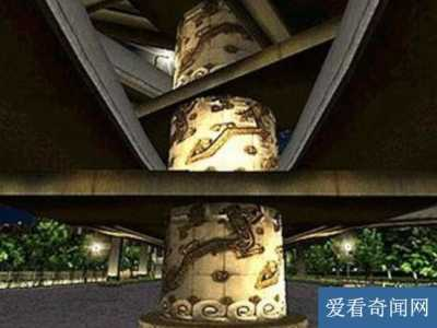 法事做法请走神明 上海龙柱事件