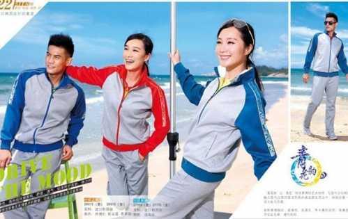 教爱运动风的女孩一些运动服搭配方法 运动装搭配