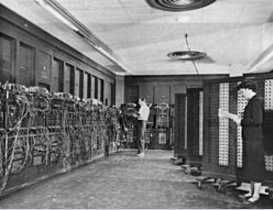 世界上第一台计算机到底是马克1号还是ENIAC 世界第一台电脑