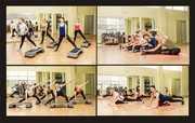 小区健身器材图片 室外健身器材图片