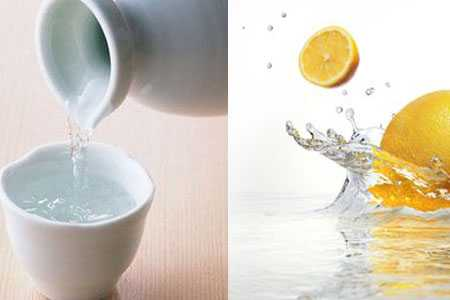 这几种你学会了吗 柠檬水洗脸