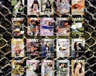 最新番号封面 番号dandy-156封面